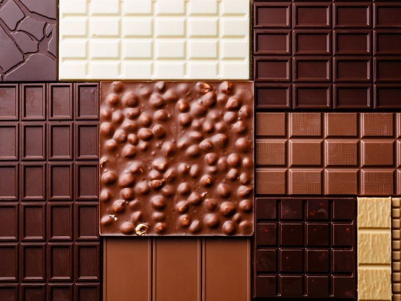 Кето шоколад