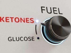Как войти в кетоз: кетоны и глюкоза