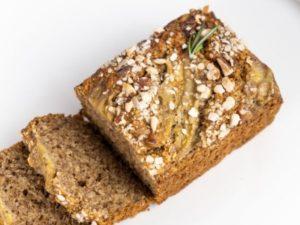 Низкоуглеводный хлеб на льняной муке