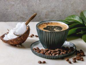 Веган броне кофе