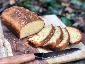 Низкоуглеводный fat head хлеб
