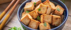 Кето диета для веганов: тофу