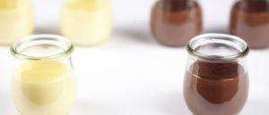 Шоколадный заварной крем кето рецепт
