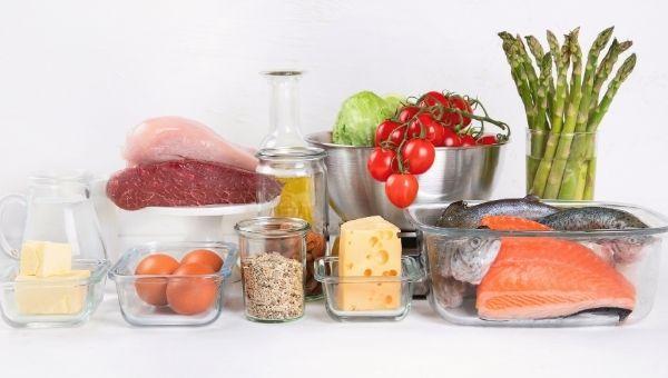 Продукты на кето диете при диабете 2 типа