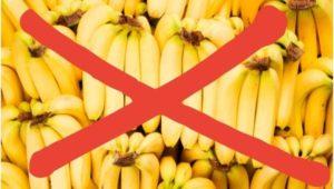 Бананы нельзя на кето