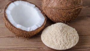 Кокосовая мука - чем заменить муку на кето диете