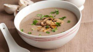 Можно ли грибы на кето диете - грибной суп